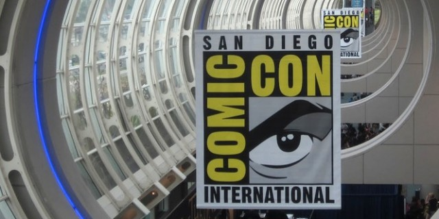 Preaching at San Diego Comic Con 2013?